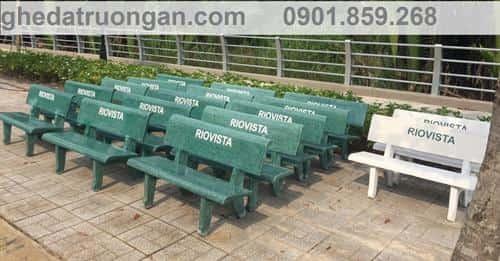 ghế đá công viên
