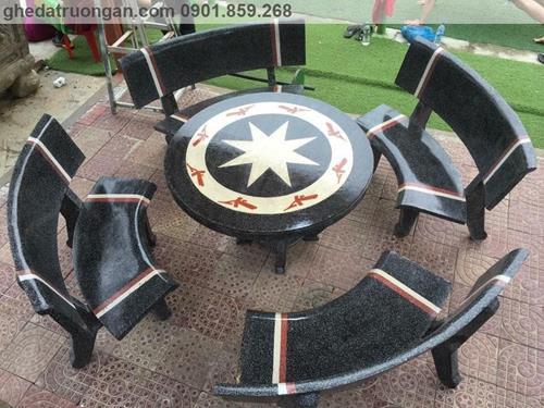 Giá bộ bàn ghế đá tphcm
