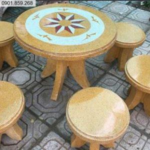 bàn ghế đá đẹp ở Tp Hồ Chí Minh