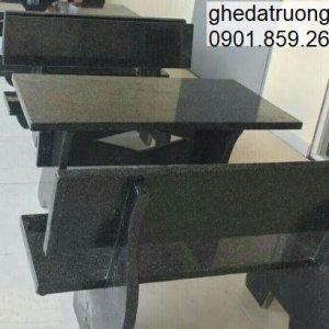 bàn ghế đá granite tphcm