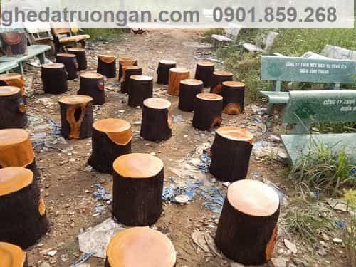 sản xuất bàn ghế đá