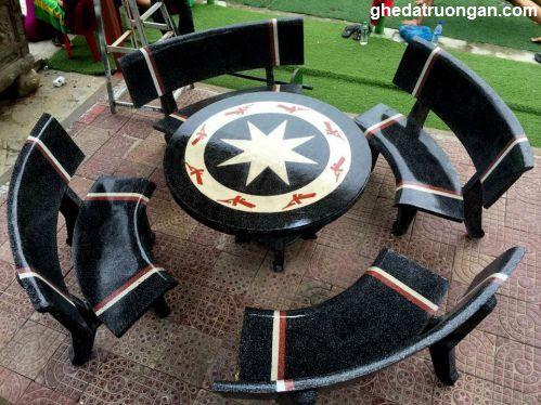 bàn ghế đá tphcm