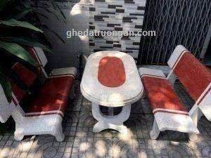 bàn ghế đá giá rẻ nhất Thủ Đức